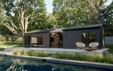 Shelter Island Pool House