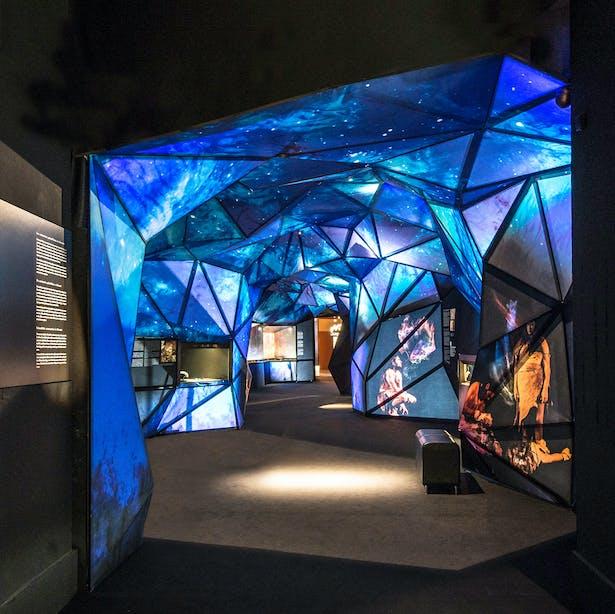 Rocamora Design & Architecture RUPESTRE Hall 1