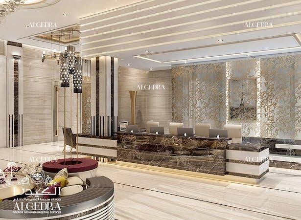 Hotel Interior Design In Oman Algedra Design Archinect