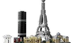 LEGO reveals skyline sets of San Francisco and Paris to be released early 2019