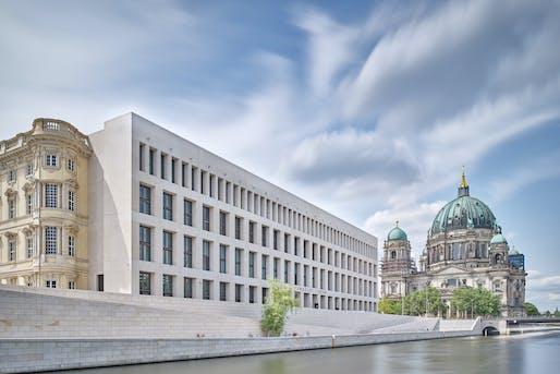 © Stiftung Humboldt Forum im Berliner Schloss / Photo: Alexander Schippel