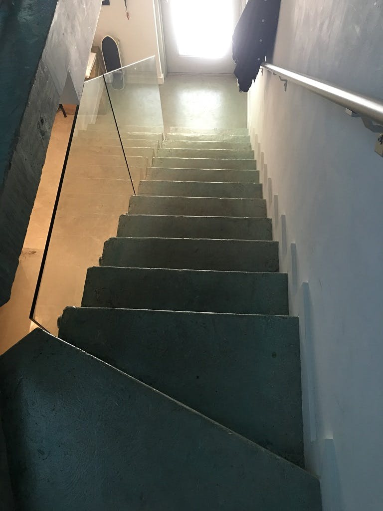 Residential Glass Railings Bella Stairs Llc Archinect