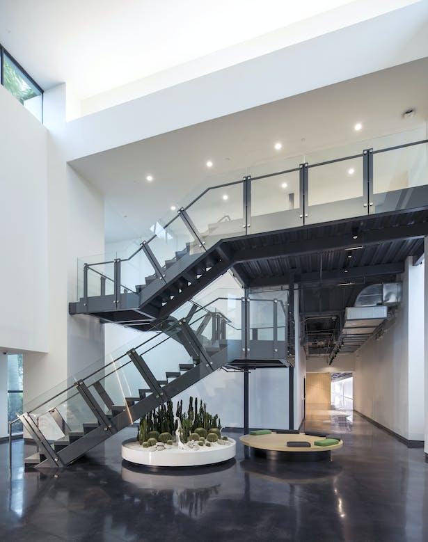Glavovic Studio, Magic Leap Headquarters, Photography: Robin Hill