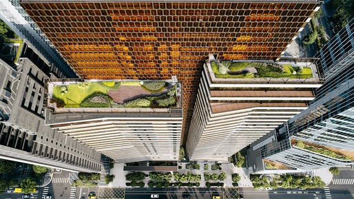 """<a href=""""https://archinect.com/firms/project/149934089/la-bella-vita/150236919"""">La Bella Vita</a> in Taichung, Taiwan by <a href=""""https://archinect.com/citterio-viel"""">Antonio Citterio Patricia Viel</a>; Photo: Studio Millspace"""