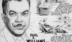 Paul Revere Williams archive acquired by USC School of Architecture and Getty Research Institute