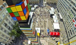 Amazing LEGO Creation Breaks World Record in Budapest