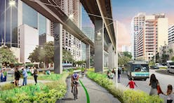 Miami begins construction on the Underline, a 10-mile urban path under the city's Metrorail