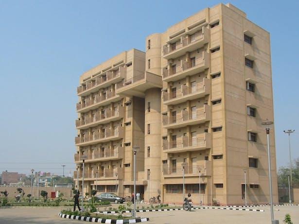 Doctors Hostel Block
