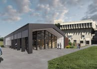 CWU Dining Building