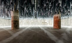 """Aravena's discomforting Venice Biennale: taking on """"Reporting from the Front"""""""