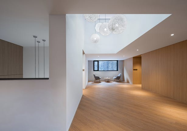 60s Guest Rooms, photo: Wu Qingshan