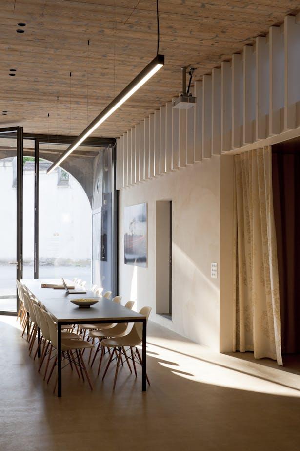 Office interior Photo – Börje Müller