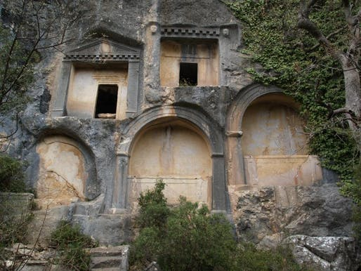 Termessos in the Taurus Mountains of southern Turkey