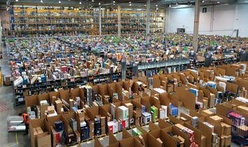 Amazon to re-program human workforce