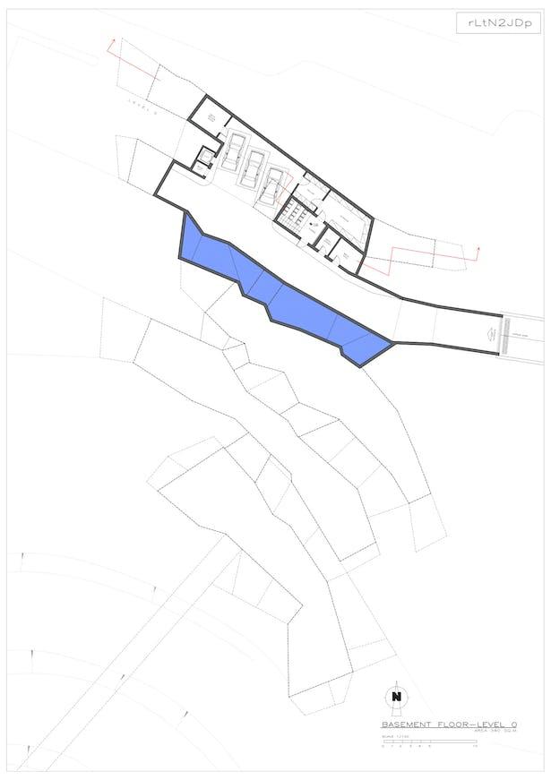 Basement Plan / level 0