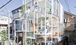 Architect Sou Fujimoto's Futuristic Spaces