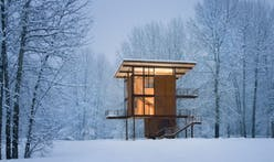 Cabins by Olson Kundig Architects