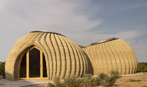 World's first 3D printed raw earth house to be showcased at COP26