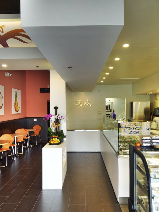 Phoenix Dessert, San Gabriel