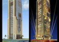 Al Sakr tower - UAE - RAK