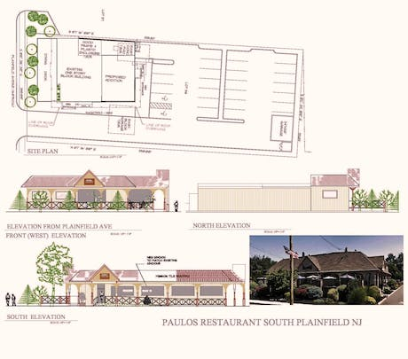 Restaurant project in South Plainfield NJ