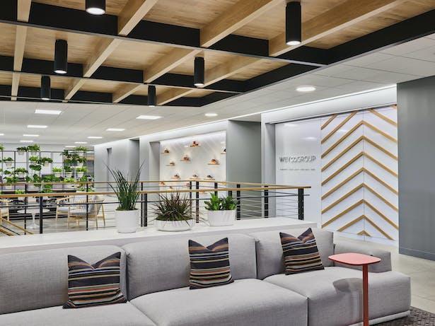 Weyco Group HQ. Photography by John Magnoski.