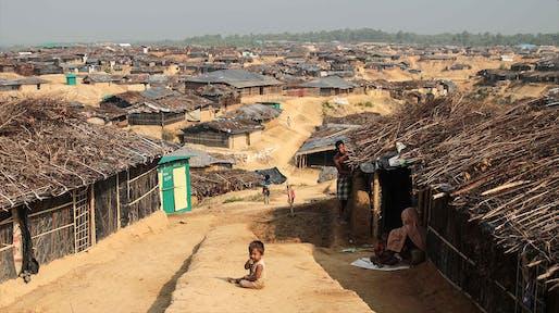 Kutupalong Refugee Camp in Bangladesh is home to more than a half-million Rohingya Muslim refugees. Photo: John Owens.