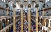 National Building Museum permanently cuts two-thirds of staff