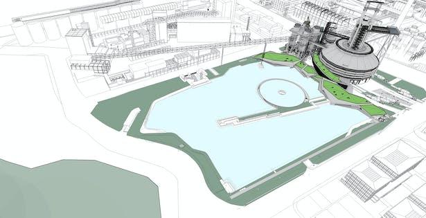 Industrialization transforms into urbanism
