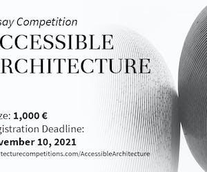 Essay: Accessible Architecture