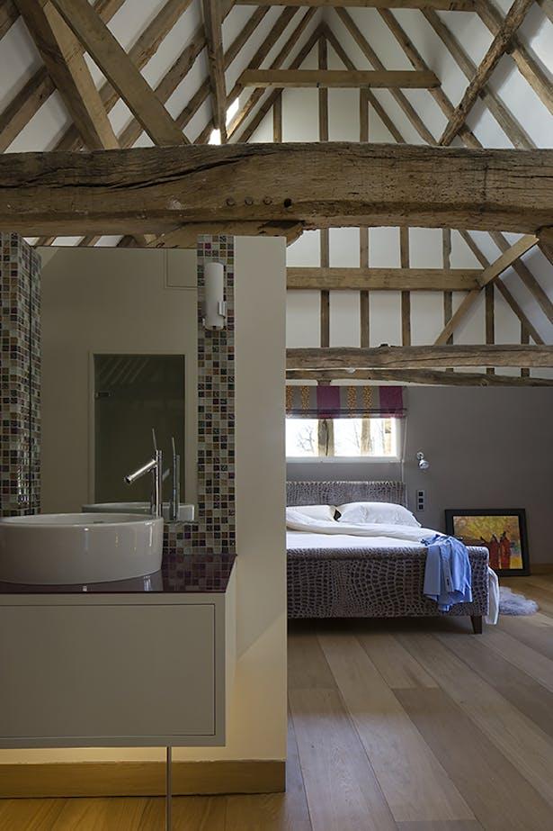 Chantry Farm Barn Bedroom