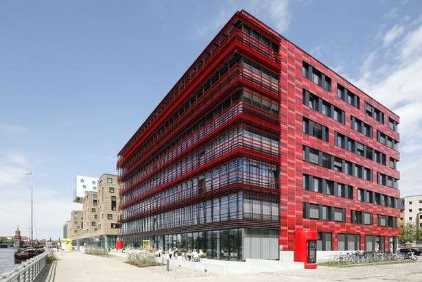Coca Cola Headquarters In Berlin Tchoban Voss Architekten
