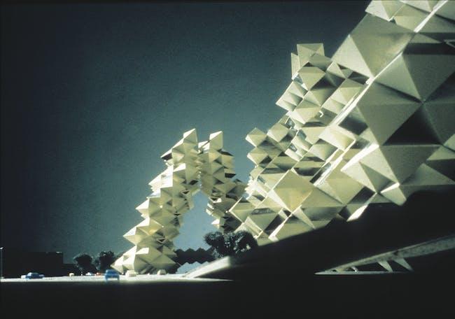Moshe Safdie Habitat New York. Courtesy of Distributed Art Publishers, Inc.