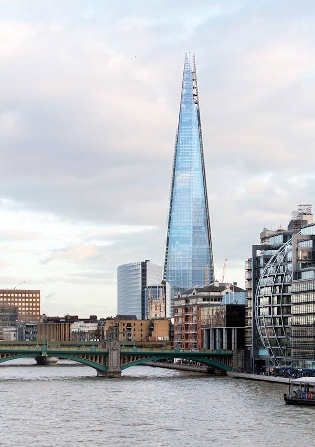 London Bridge Tower (The Shard) by Renzo Piano Building Workshop. Photo © Michel Denance