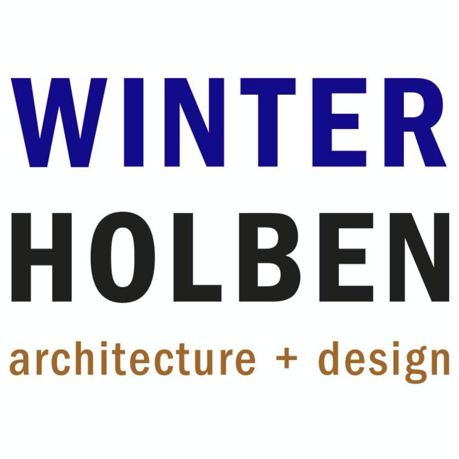 Winter Holben Architecture Design Archinect
