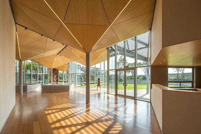 HEX-SYS by OPEN Architecture. Photo: Zhang Chao.