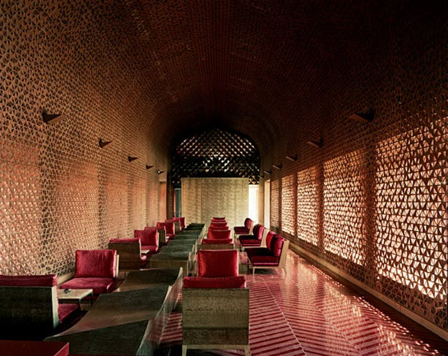 Shortlisted - Best new or renovated hotel: Devi Ratn, Jaipur, by Prabhakar B Bhagwat and Urban Studio (Image via Wallpaper*, Photo: Philip Sinden)