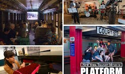 Share your creative commute proposals to NY Transit Museum's PLATFORM 2015