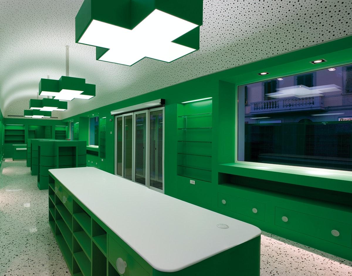 Status: Built Location: Castelfiorentino, IT My Role: Interior Designer