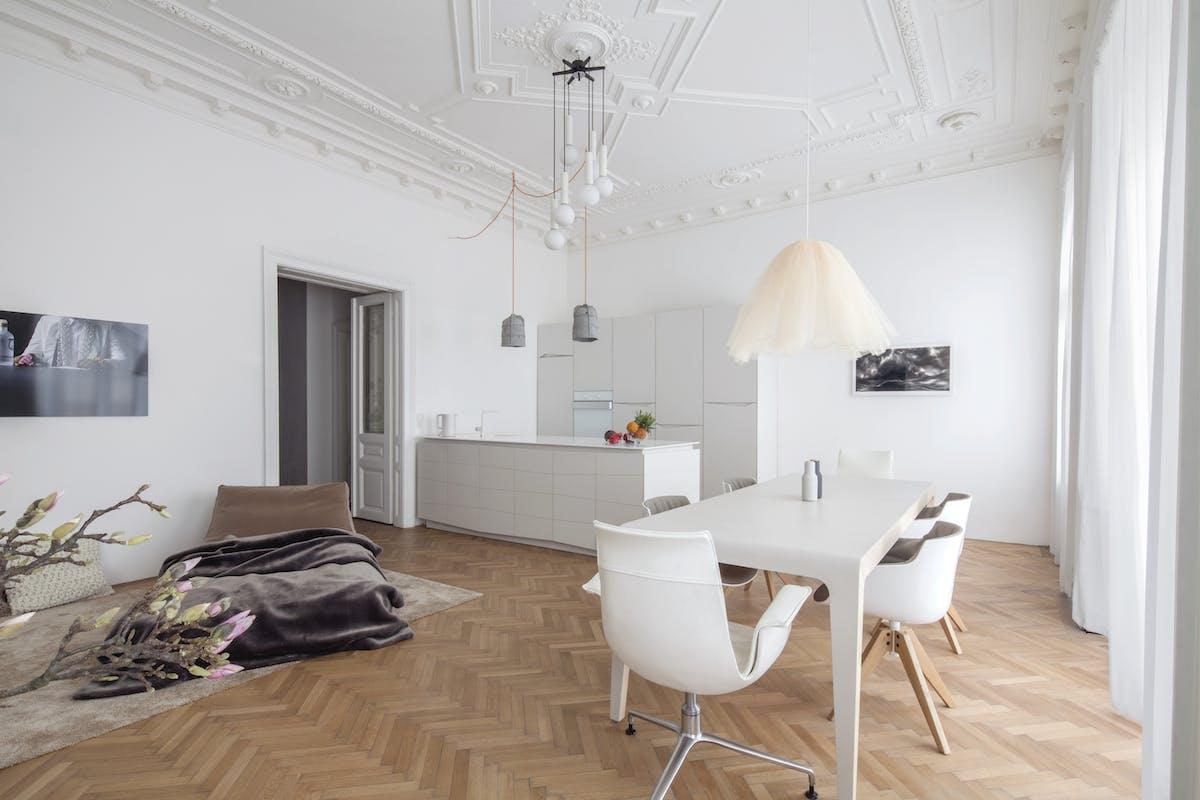 Apartment H&M | destilat Design Studio GmbH | Archinect