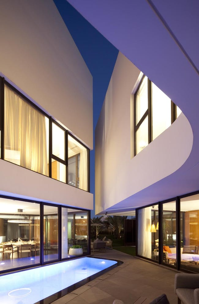MOP House, shortlisted for GCC Residential Project of the Year. (Photo by Nelson Garrido)
