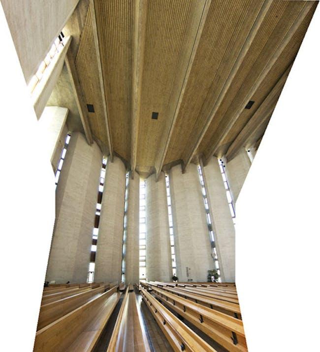 Kaleva Church Designed by Reima and Raili Pietila via Jennifer Wong