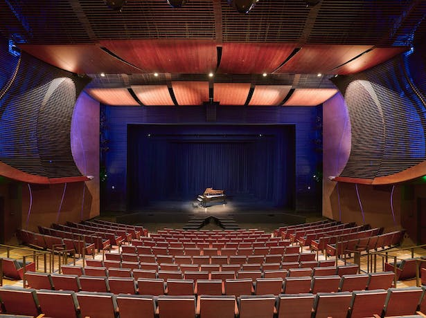 Theatre and Acoustic Design