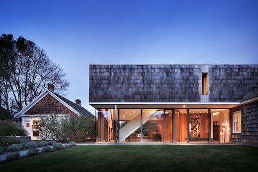 Sagaponack House by Christoff:Finio Architecture. Photo courtesy of Christoff:Finio Architecture