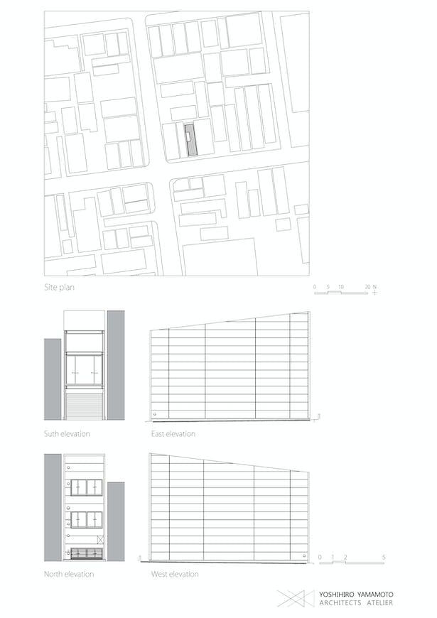 Siteplan , Elevation