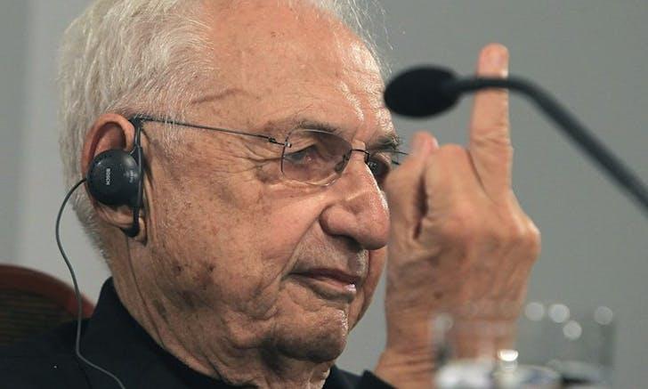 Frank Gehry. Photograph: J l Cereijido/EPA