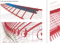 Geometry Optimization and BIM Consultancy of the Canopee Les Halles