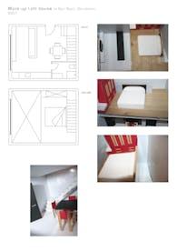 Model Loft apartment 2007