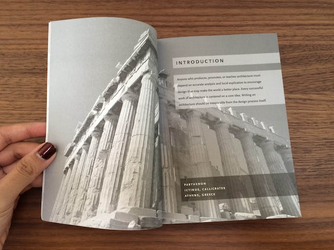 Win a copy of 'Writing Architecture: A Practical Guide to Clear Communication About the Built Environment' by Carter Wiseman. Photo by Justine Testado.