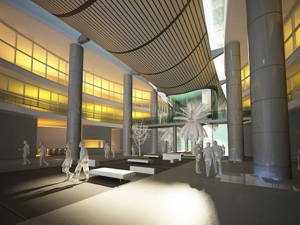Inner Plaza